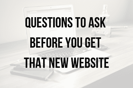 Questions to ask before getting a website with Webtex Limited