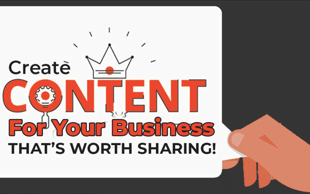 Infographic: Content Worth Sharing