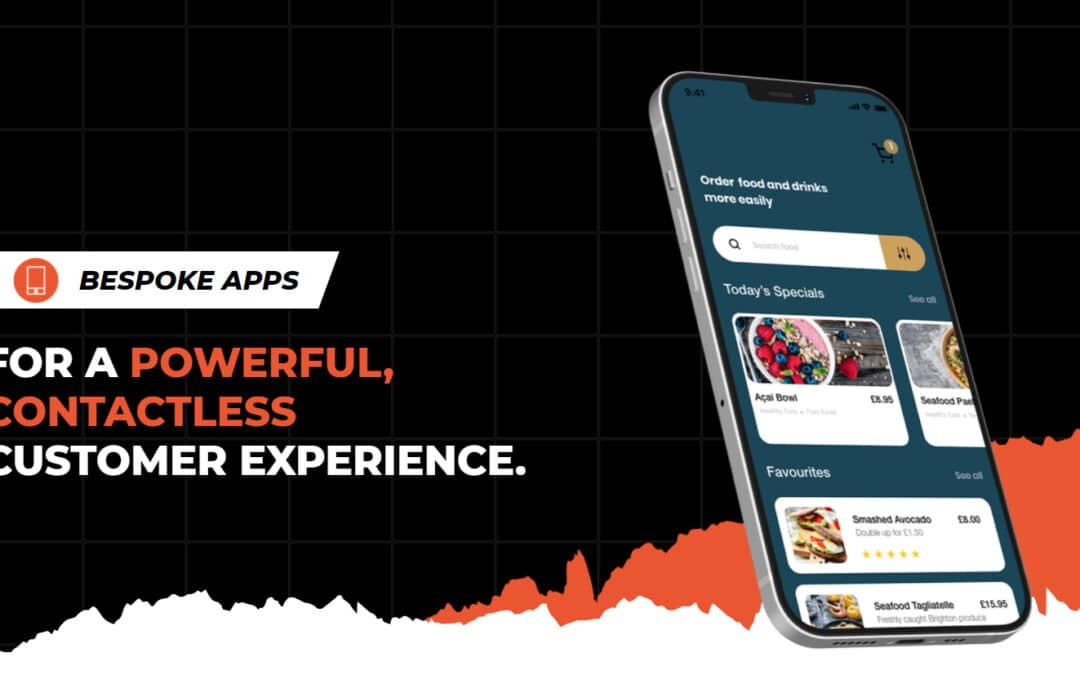Bite into bigger profits with your own online ordering app